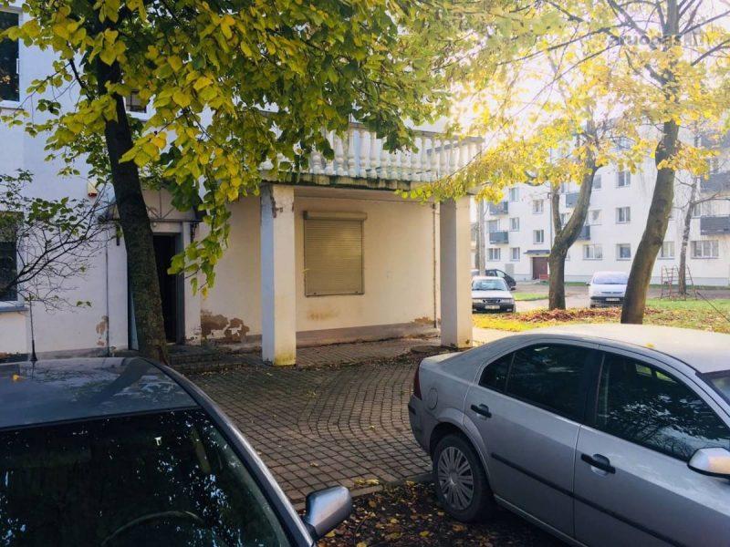 Kėdainių m., J. Basanavičiaus g., biuro, paslaugų, patalpos nuomai
