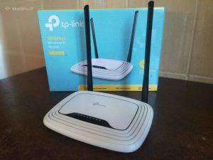 TP-LINK ir D-LINK wifi maršrutizatoriai tik