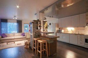 Įtempiamos lubos namams ir komercinėms patalpoms