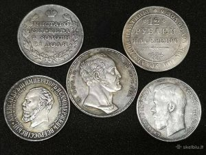 Penketas monetėlių
