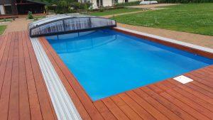 Aqua spektras – vidaus baseinai, lauko baseinų paruošimas žiemai