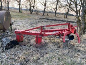 Parduodama traktoriaus rotacinė šienapjovė